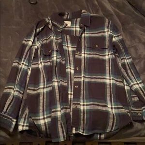 American Eagle Flannel Oversized Fit